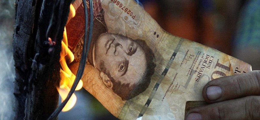 Venezuela sosyal patlamanın eşiğinde