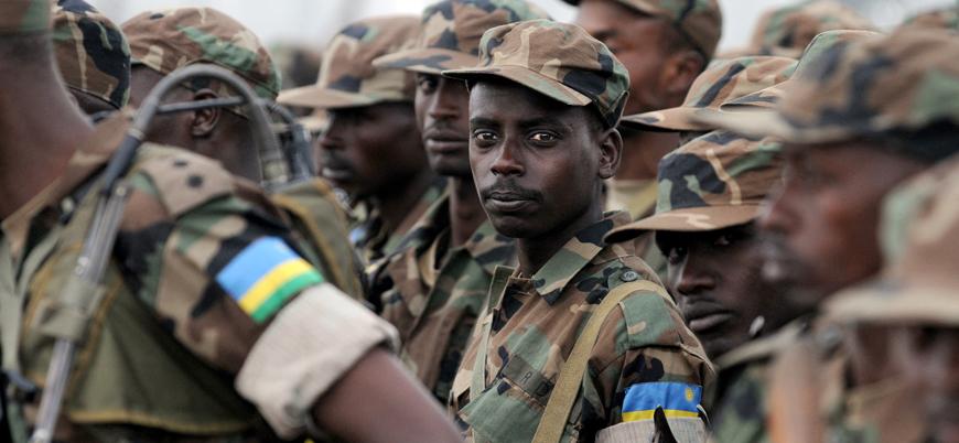 Ruanda Mozambik'e asker konuşlandırdı