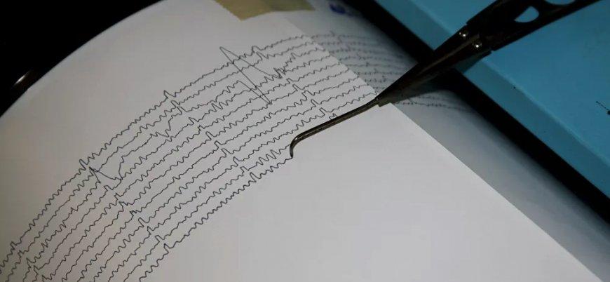 Tacikistan'da şiddetli deprem