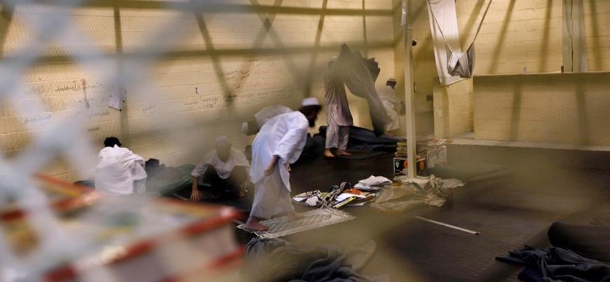 ABD gitti suç mahalli geride kaldı: Bagram Cezaevi