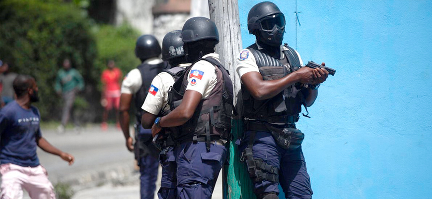 ABD Haiti'nin askeri yardım talebini reddetti