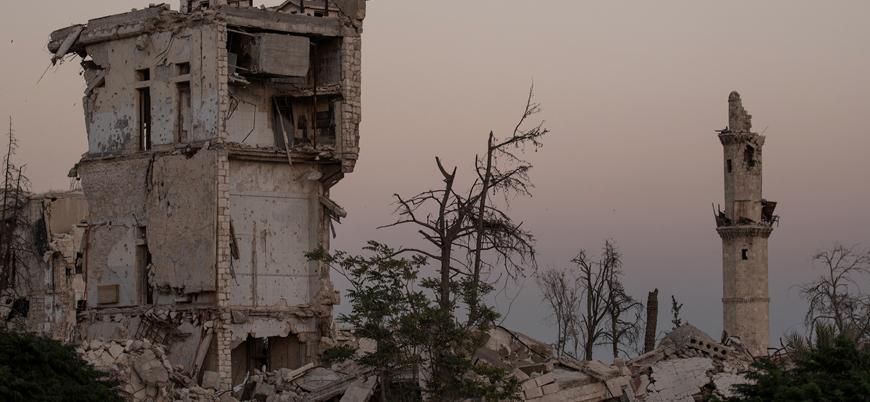 Suriye: Esed rejiminin Humus'ta 5 bin 210 sivili katlettiği ortaya çıktı