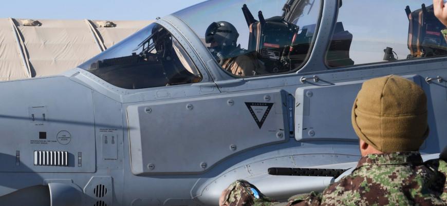 Birleşik Arap Emirlikleri, Afgan Hava Kuvvetleri'ni Taliban'a karşı destekleyecek