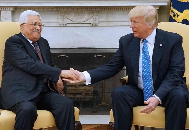"""""""Mahmut Abbas Filistin topraklarını takas edecek"""""""