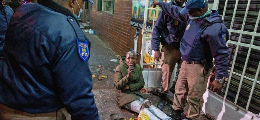 Güney Afrika'da halk isyanı büyüyor: 72 ölü