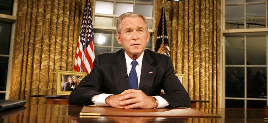 Bush: Afganistan'dan çekilmemiz hata