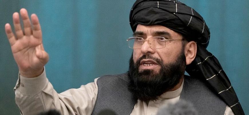 Taliban: Türkiye ABD için Afganistan'da kalmamalı