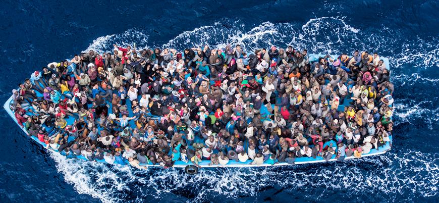 Avrupa yolunda boğularak ölen göçmen sayısı iki kat arttı