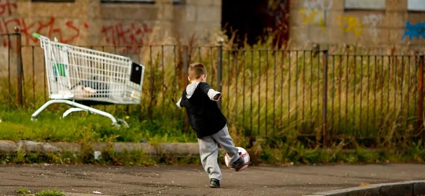 """""""İngiltere'de bir milyon çocuk yoksulluk içinde"""""""