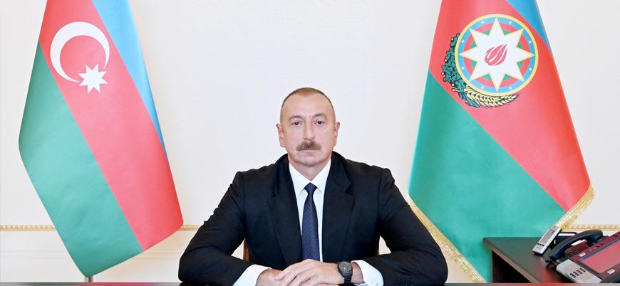 Aliyev: Ermenistan'daki stratejik bölge Azerbaycan'ın olmalı