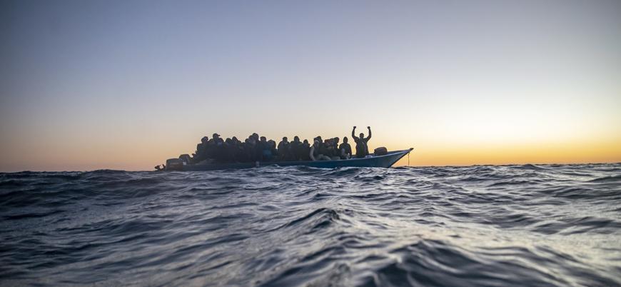 """""""Libya'ya geri gönderilen göçmenler korkunç saldırılara maruz kalıyor"""""""