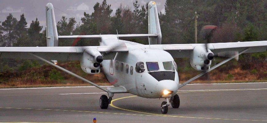 Rusya'da kaybolan uçak bulundu