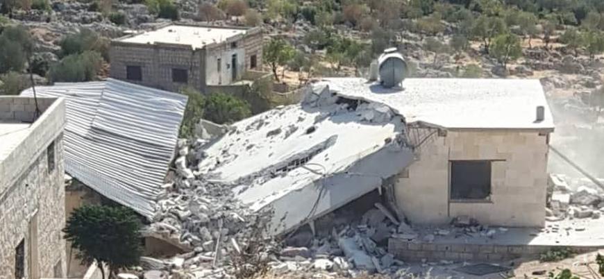 Rusya İdlib'de sivil katliamına devam ediyor
