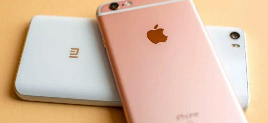 Çinli Xiaomi, ABD'li Apple'ı geride bıraktı