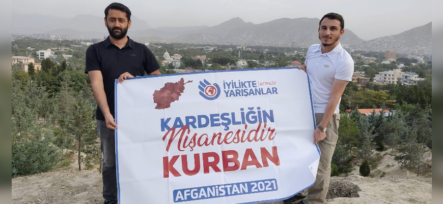 İyilikte Yarışanlar Afganistan'da