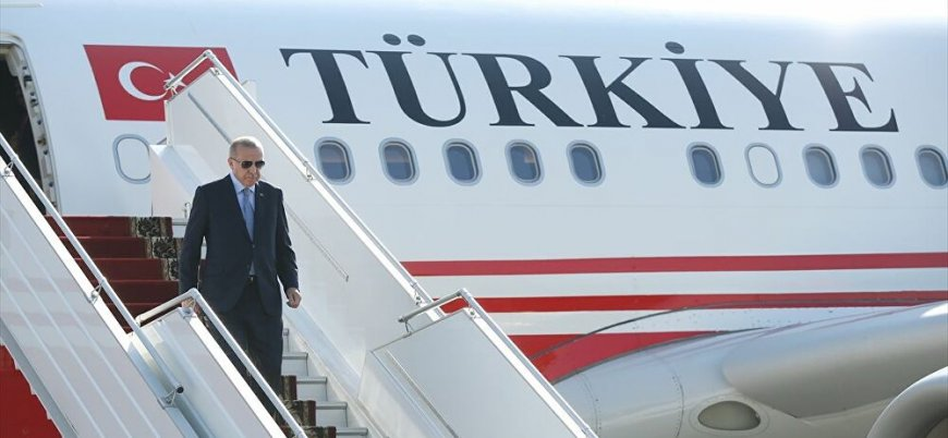 Erdoğan Kuzey Kıbrıs yolcusu