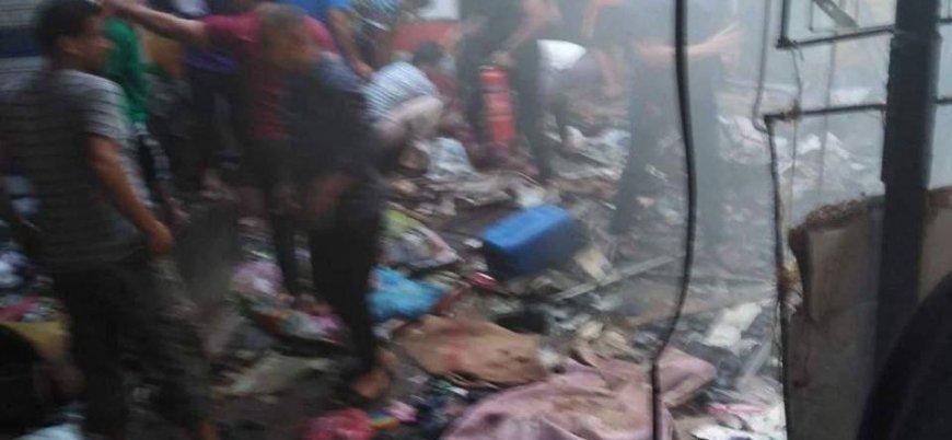 Başkent Bağdat'ta patlama: 35 ölü
