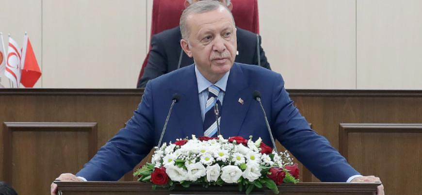 Erdoğan, 'Taliban ile anlaşabiliriz' dedi ve ABD'ye 3 şart iletti