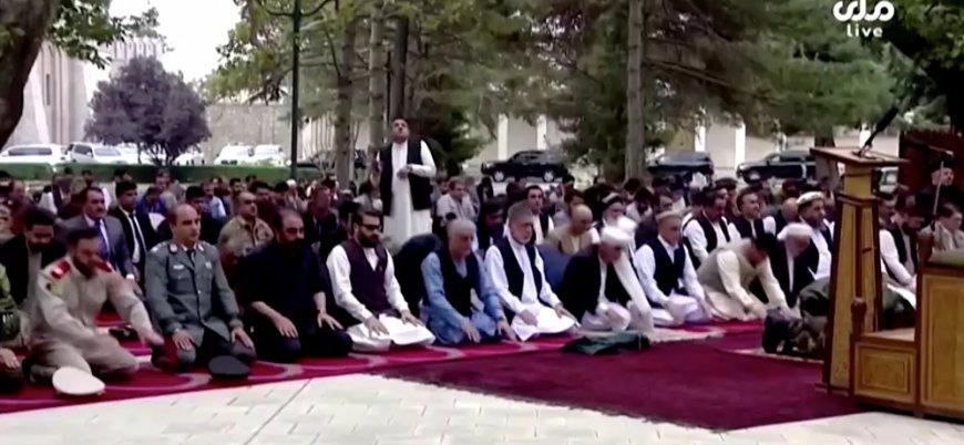 Afganistan'da cumhurbaşkanlığı sarayına roketli saldırı