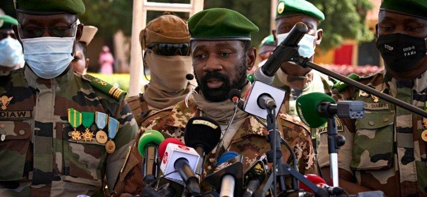 Mali'de darbeyle başa geçen cunta lideri Goita'ya suikast girişimi