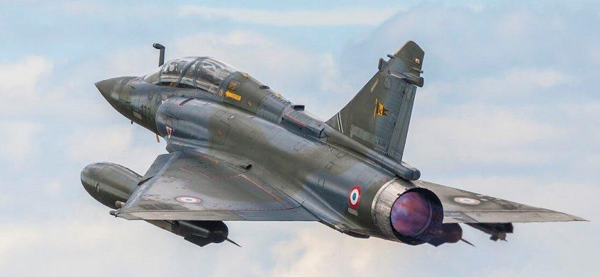 """""""Mali'de Fransız savaş uçağı düştü"""""""
