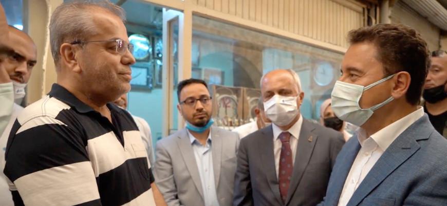 Babacan: Suriyelilerin çözümü Suriye'de
