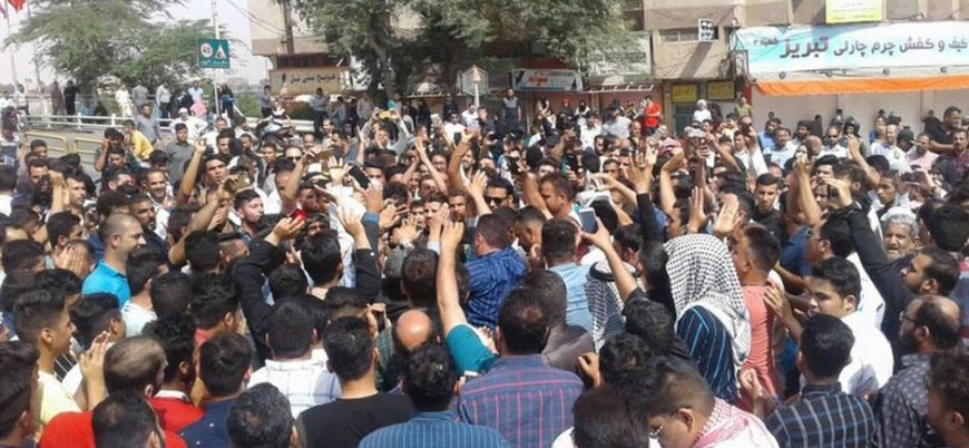 İran'da su kesintilerine karşı gösteriler sürüyor