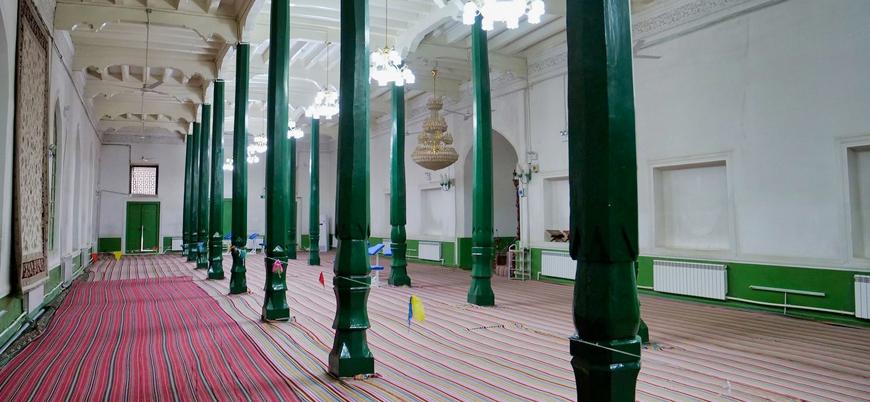 Çin, Doğu Türkistan'daki 6 asırlık camiyi müzeye çevirdi