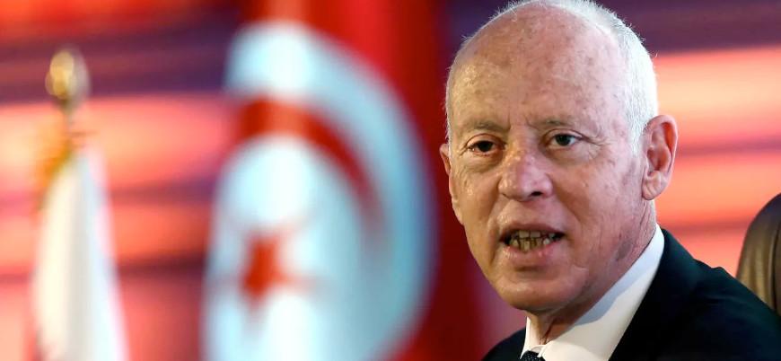 Tunus Cumhurbaşkanı Said parlamentoya yaptığı darbeyi savundu