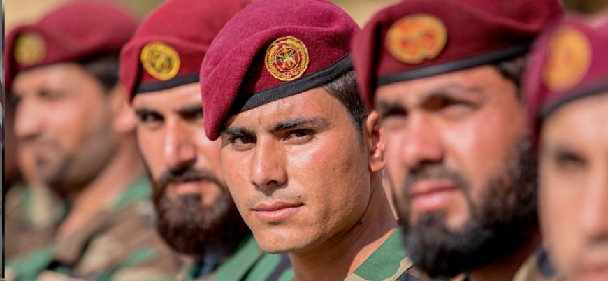 Taliban ile çatışan 46 Afgan askeri Pakistan'a sığındı