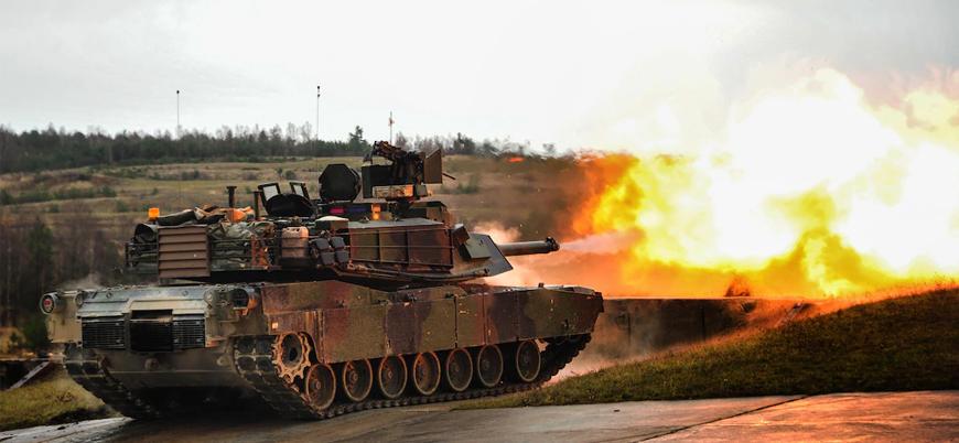 Polonya ile ABD arasında 6 milyar dolarlık Abrams anlaşması