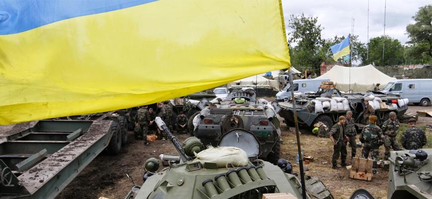Rus destekli güçlerin saldırısında 7 Ukrayna askeri yaralandı