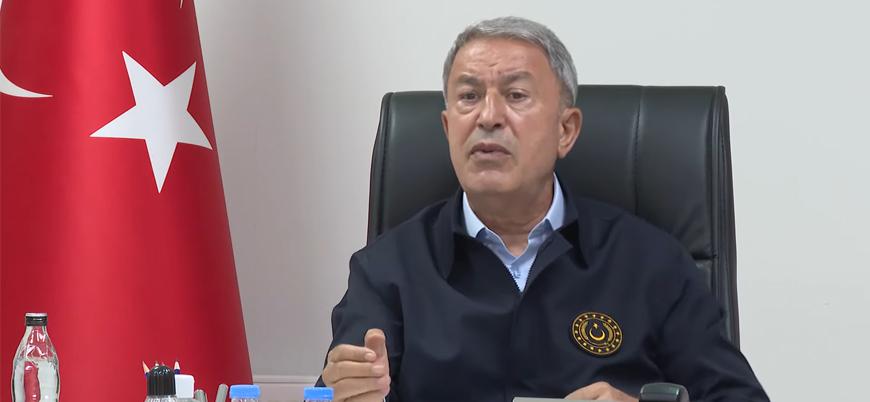Bakan Akar: Mahmur ve Sincar hedefimiz dışında değil