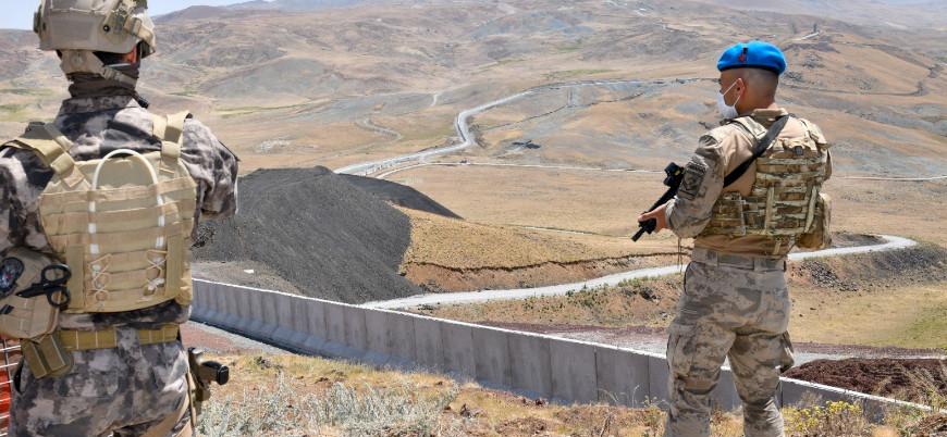 295 kilometrelik İran sınırına duvar örülecek