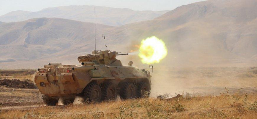 Rusya'dan Tacikistan'a hibe silah desteği