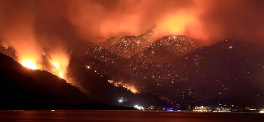 Türkiye'de 21 ilde meydana gelen 63 orman yangını sabotaj mı?