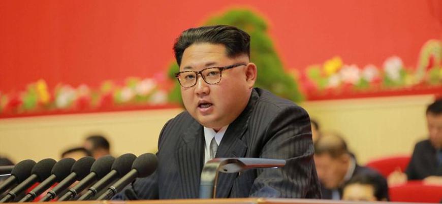 Kuzey Kore lideri Kim Jong-Un'dan askeri kapasiteyi güçlendirme çağrısı