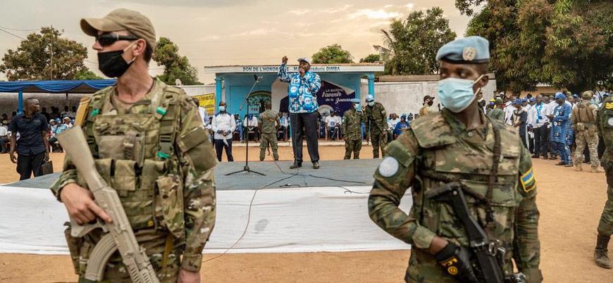 Orta Afrika'da Rus askerlerine saldırı: 4 ölü