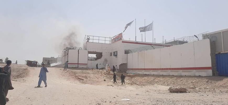 ABD destekli Kabil hükümeti güçleri Afganistan'da hastane bombaladı
