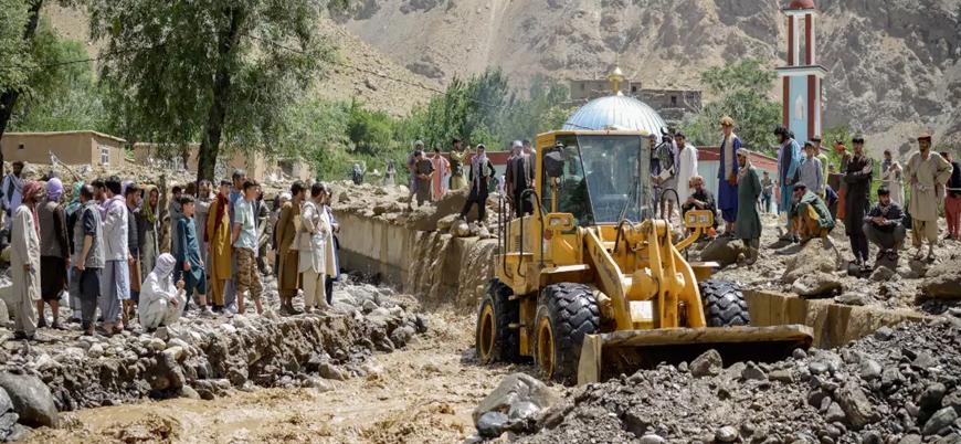 Afganistan'da sellerde 113 kişi hayatını kaybetti