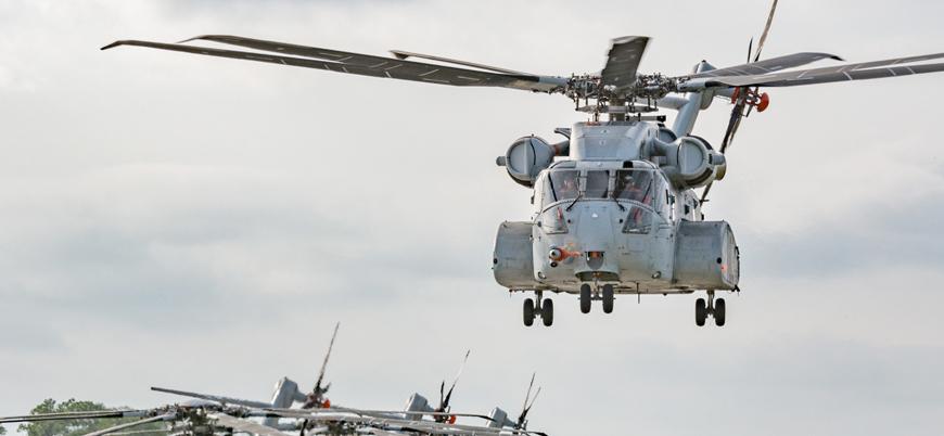 ABD İsrail'e 3.4 milyar dolarlık helikopter satacak