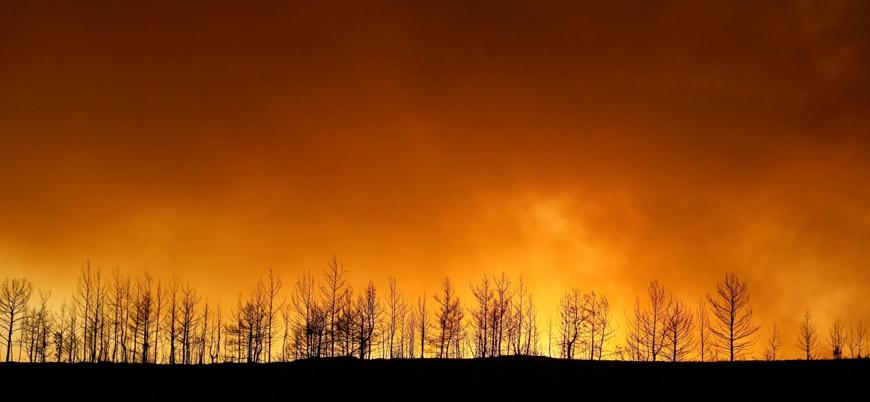Galeri | Yangınlar Türkiye'yi etkisi altına aldı