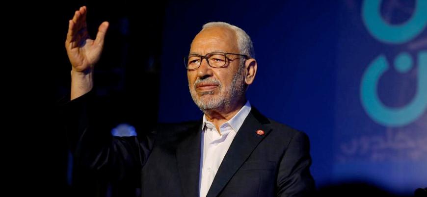 Tunus Meclis Başkanı Gannuşi hastaneye kaldırıldı