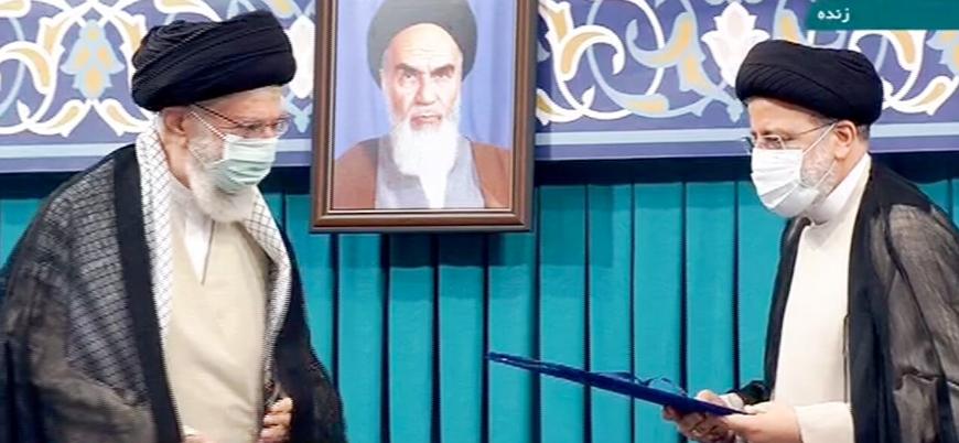 İran'ın yeni Cumhurbaşkanı İbrahim Reisi resmen göreve başladı