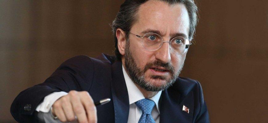 Altun'dan ABD'ye tepki: Türkiye kimsenin bekleme odası değildir