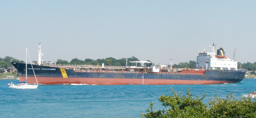 Umman Körfezi'nde alıkonulan tanker serbest bırakıldı