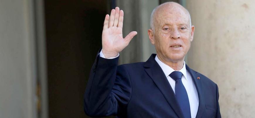 Tunus Cumhurbaşkanı Said yasama yetkilerini kendisine devretti