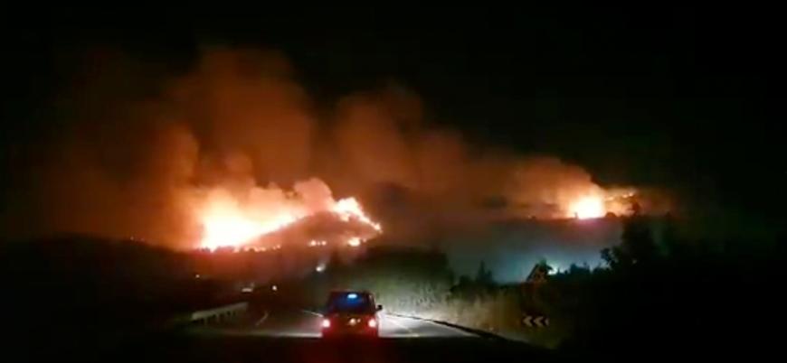 İsrail Lübnan'ın güneyine hava saldırıları düzenledi
