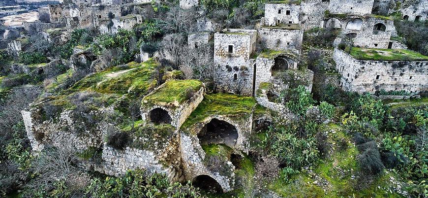"""""""İsrail Batı Kudüs'te tarihi yapıları yok ediyor"""""""