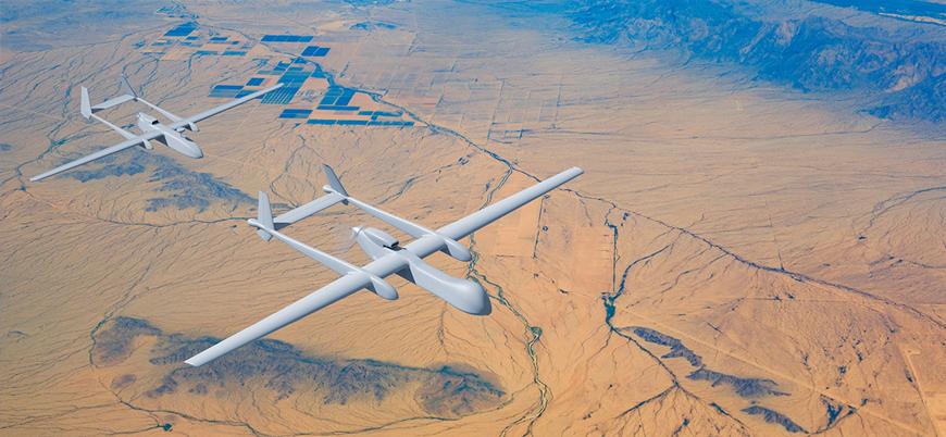Hindistan ile İsrail arasında 670 milyon dolarlık drone anlaşması